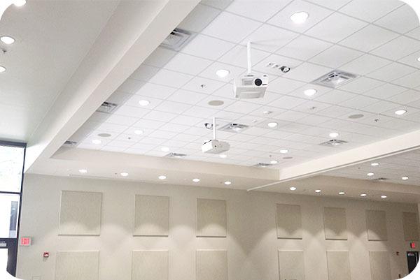 OKT 8inch Commercial LED Downlight in Hotel - Tampa Bay FL