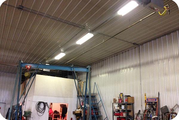 OKT T8 LED Tube Light In Shop In Canada In 2015