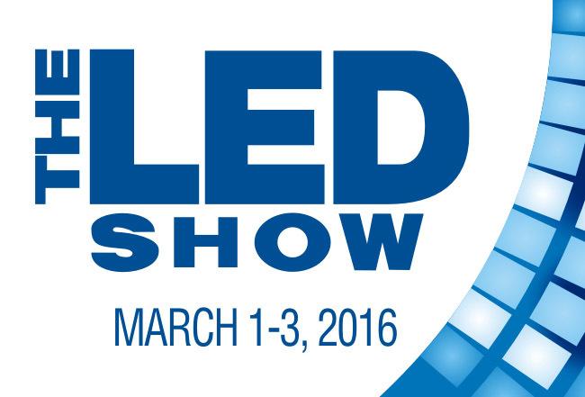 The LED Show in SANTA CLARA,USA-Mar 1-3,2016