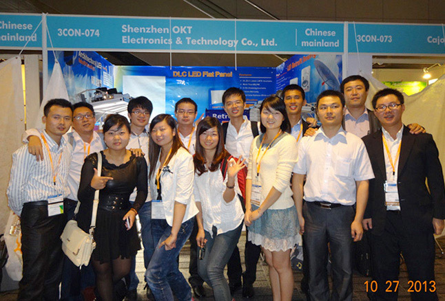 2013 Hong Kong International Lighting Fair(Autumn Edition) - Oct 27-30
