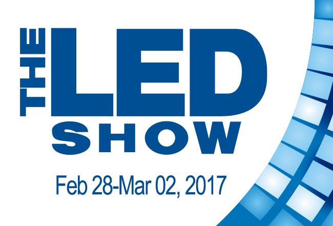 The LED Show in Anaheim, Feb28-Mar 02,2017