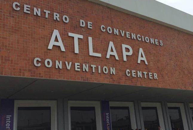 InterLumi Panama 2017 at ATLAPA Convention Center