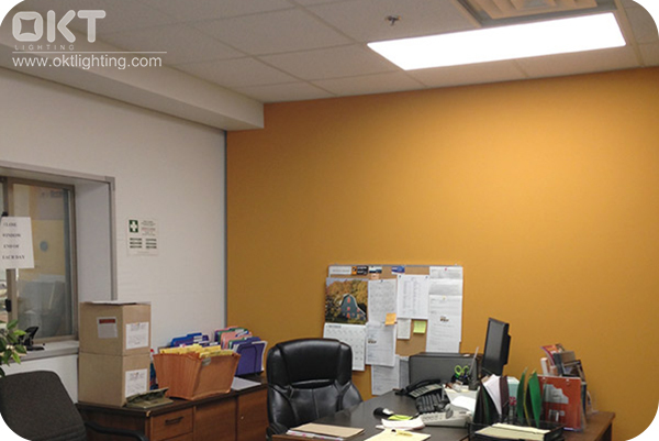 Uniform Light 50W 2X4 Panel Lights For Office Decoration