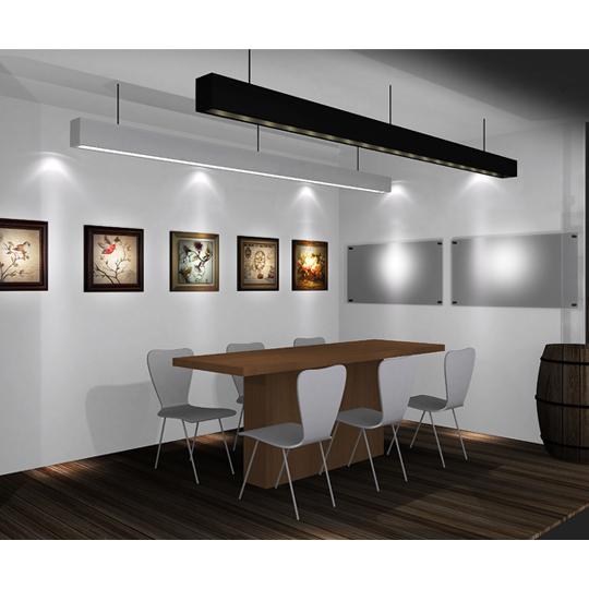Low Glare LED Linear Light Fixture (UGR<5)