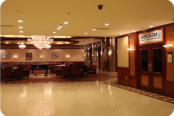 OKT Recessed Commercial LED Downlight in Hotel - Pennsylvania