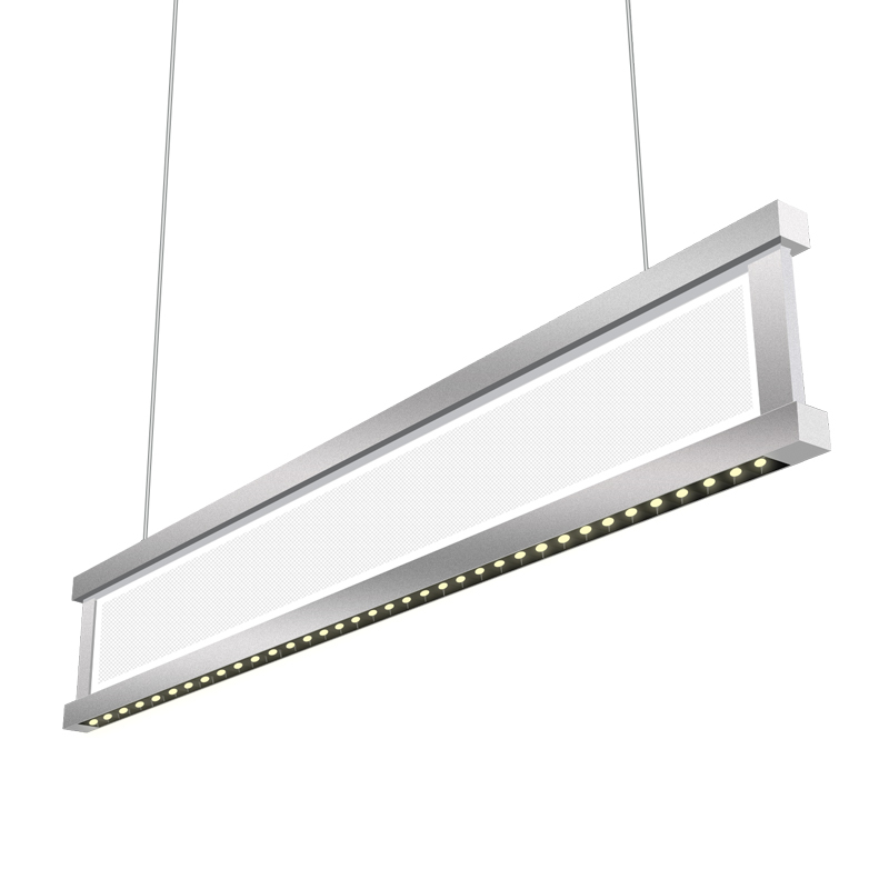 50W 4 feet Suspended Linear LED Lighting ( Lens Cover)