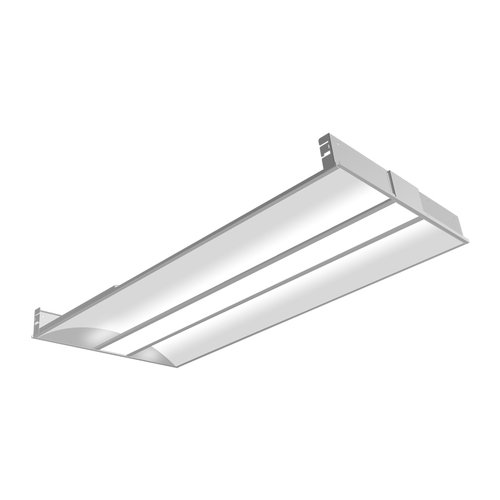 2x4 Indirect LED Troffer Light